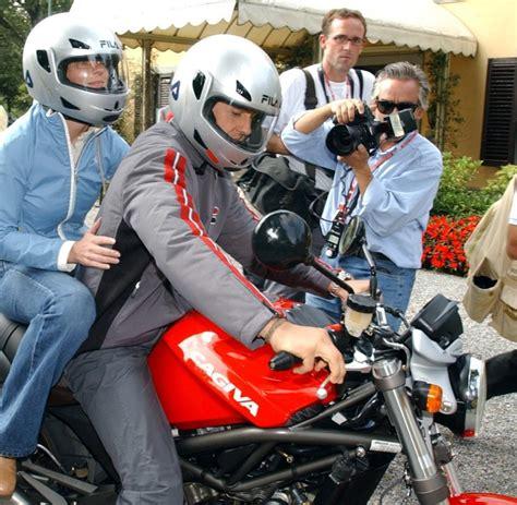 Michael Schumacher Motorrad by Sabine Kehm Die Managerin An Michael Schumachers Seite
