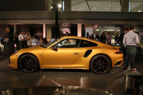 Porsche Exclusive by The Collection Porsche Exclusive Manufaktur Event The