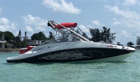 wake boat engines 510hp twin jet engine wake boat boats power boats for