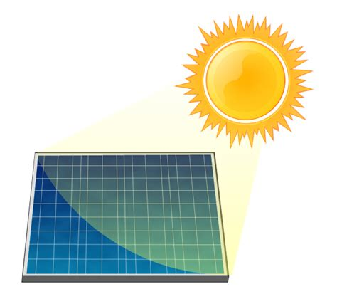 solar panels clipart resources and energy vector stencils library design