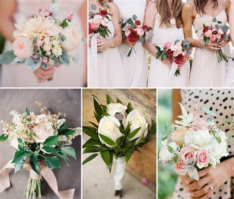 Wedding Bouquet Flowers Types by 12 Types Of Wedding Bouquets Fiftyflowers