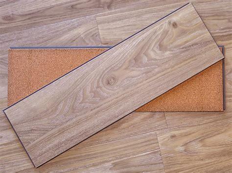 cork backed laminate flooring