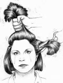 forced haircuts for hair forced haircut