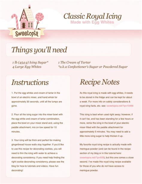 royal icing recipe favorite recipes pinterest