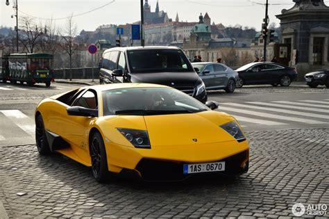 Lamborghini Murcielago Lp 670 4 Superveloce Price by Lamborghini Murci 233 Lago Lp670 4 Superveloce 4 April 2016