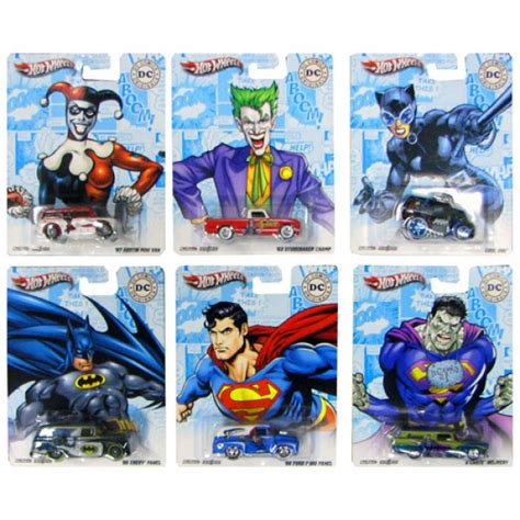 Hotwheels Dc Comics wheels 2013 pop culture wave d dc comics malaysia store for hobby toys and