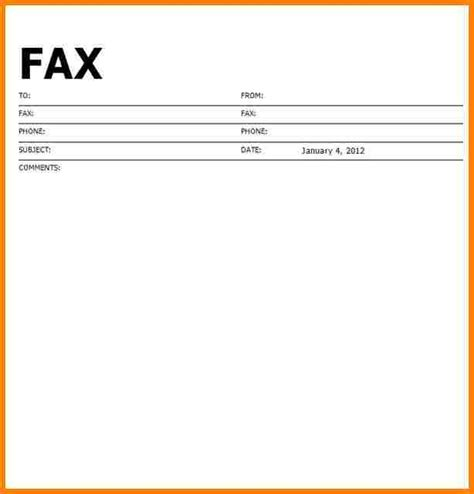 cover page template docs 10 fax cover sheet template inventory count sheet