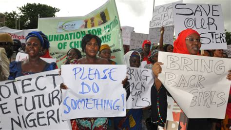 nigerian schoolgirls kidnapped by boko haram protests but should we step in to help nigeria find kidnapped girls
