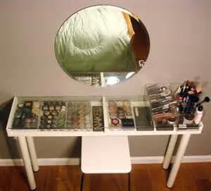 Vanity Table Diy 25 Brilliant And Easy Diy Makeup Storage Ideas Cute Diy