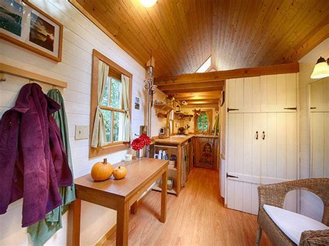 interior of fencl tumbleweed wee house interior pinterest brittany s fencl open house tumbleweed tiny house