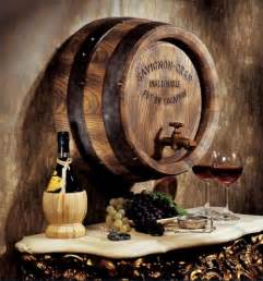 Wine Decorations For The Home French Wine Barrel Wall Sculpture Home Decor Pinterest