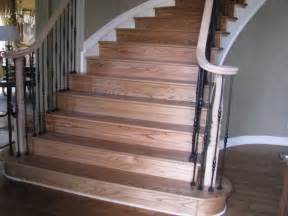 Hardwood Flooring On Stairs Wood Flooring Installation Laminate Wood Flooring Installation On Stairs