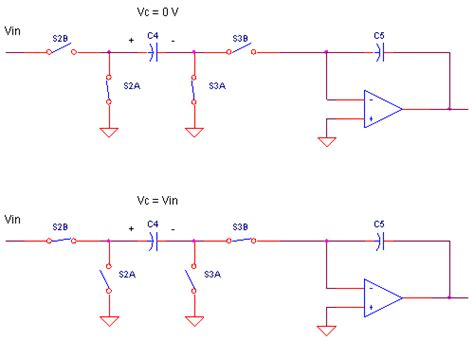 switched capacitor op design charge integrator circuit 28 images switched capacitor resistor op how to design a switch