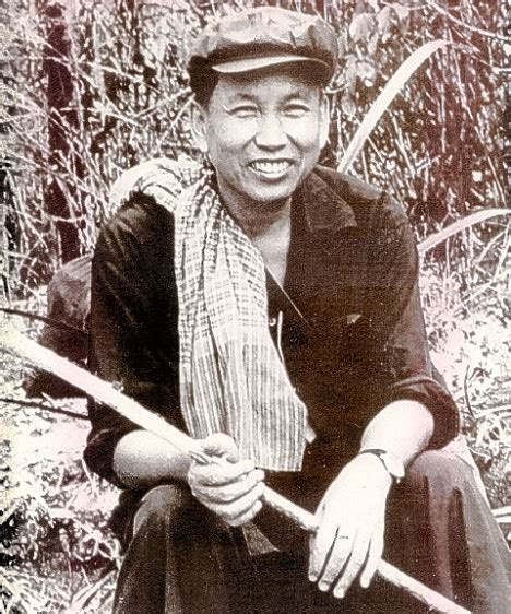 biography of famous person in cambodia from the emperor who ate his victims to the tyrant who