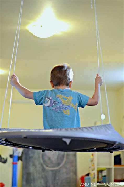 swing hack easy diy platform swing sensory hack for kids and next
