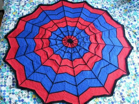 crochet pattern spiderman blanket pin by cindy hohl on yarn yarn yarn pinterest