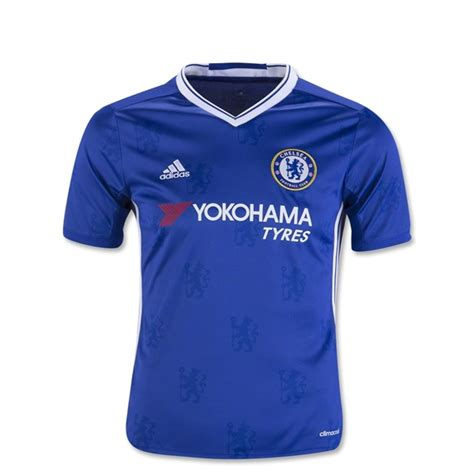 Jersey Chelsea Home 16 17 Original chelsea 16 17 youth home jersey zn9zkcm7iq 163 17 00 all leaked and official 17 18 shirts