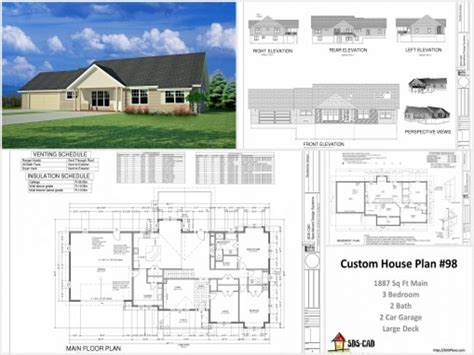 Spec Home Plans by Space Efficient House Plans Spec House Plans Free Spec