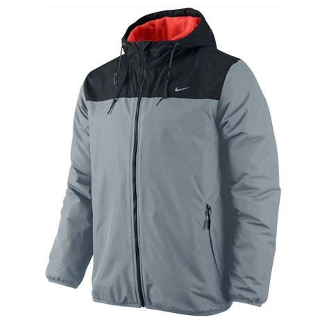Jacket Nike Fleece nike fleece lined mens jacket grey sportitude