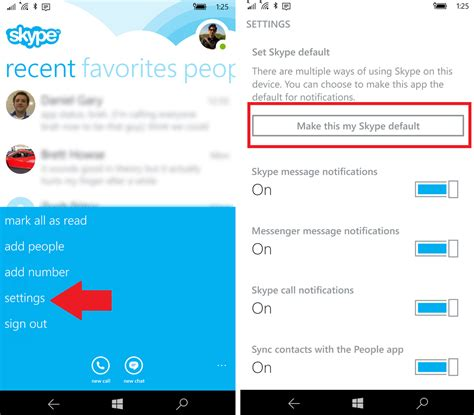 skype on mobile how to disconnect skype from messaging in windows 10 and