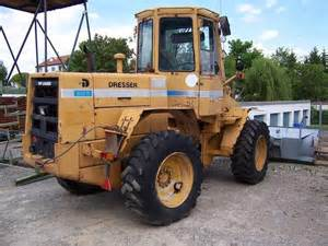 dresser 510 b wheel loader from germany for sale at truck1