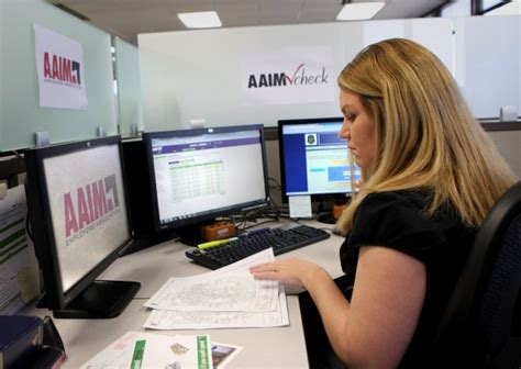 Aaim Background Check Aaim Helps Local Firms Hire Right Business