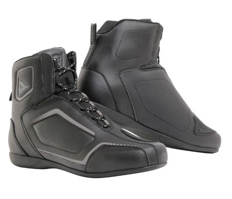 dainese raptors motosiklet botu kisa siyah