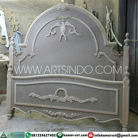 Ranjang Ukir tempat tidur klasik shabby chic ai 340 arts indo furniture jepara arts indo furniture jepara