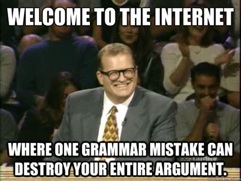 Internet Argument Meme - one mistake social media managers cannot afford to make