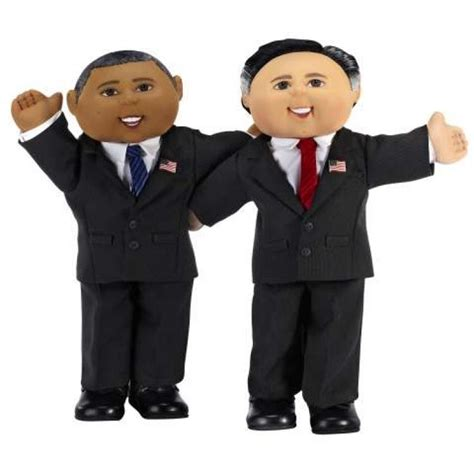 donald cabbage patch doll cabbage patch makes mini obama romney ny daily news
