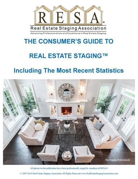 31 best real estate staging association resa images on