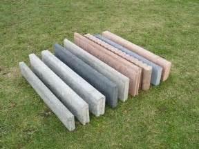 garten beeteinfassung beton basamentwerke b 246 cke gmbh tiefbordsteine randsteine