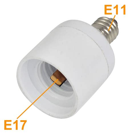 Mengsled Mengs 174 L Base Adapter E11 To E17 Led Light E17 Led Light Bulb