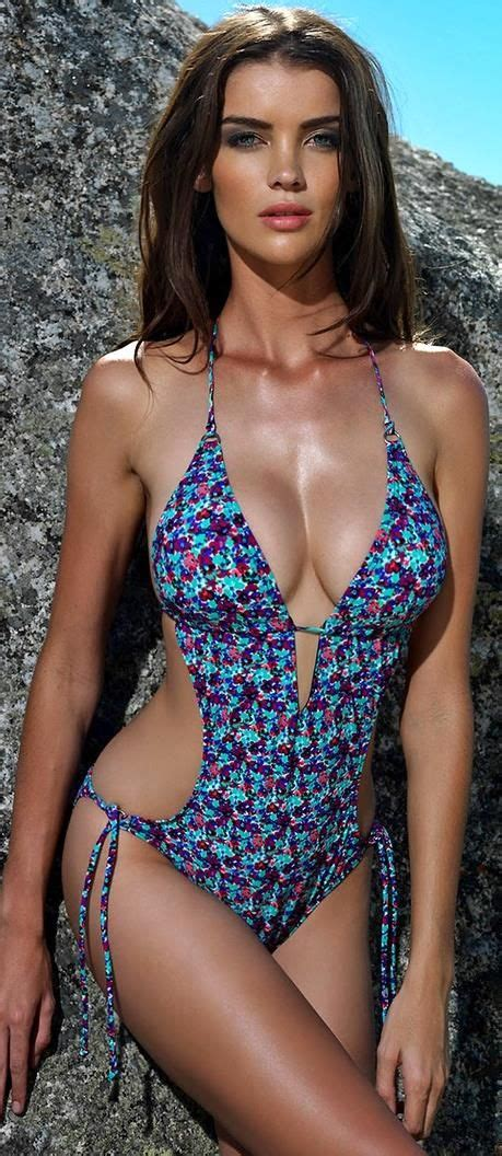 10 Stunning One Swimsuits by 2077 Best Maillots De Bains Images On Swimming