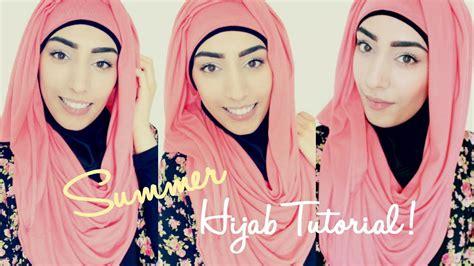 spring tutorial youtube kaushik hijab tutorial for spring summer youtube