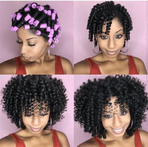 how to do a perm rod set on relaxed hair perm rods on natural hair perm rod set perm rods and