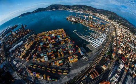 regionale europea la spezia in arrivo 40 milioni per il porto della spezia the medi