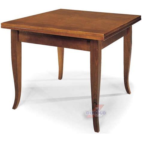 tavolo allungabile 90x90 tavolo quadrato allungabile 90x90 dotolo mobili outlet