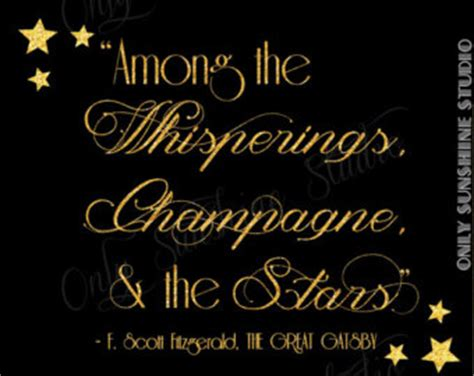 theme quotes the great gatsby popular items for gatsby quote on etsy