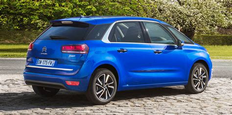 Number Of Blind People 2017 Citroen C4 Picasso Grand Picasso Facelift Unveiled