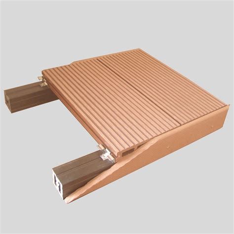 composite wood china outdoor waterproof wood plastic composite decking