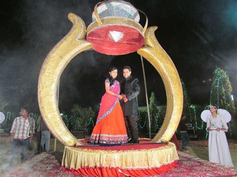 Wedding Jaimala Concept by Theme Wedding Jaimala Varmala Concepts Bright Arts N