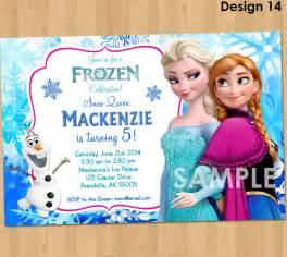 Frozen invitation disney frozen invitation by kidspartyprintables