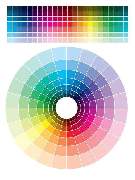 cmyk color wheel cmyk color wheel tints shades art color