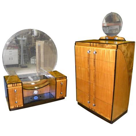 art deco bedroom suite at 1stdibs art deco bedroom suite leo jiranek streamline design fit
