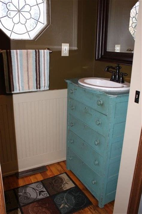 how to turn a dresser into a bathroom vanity furniture reincarnation how to turn your old dresser into a bathroom vanity