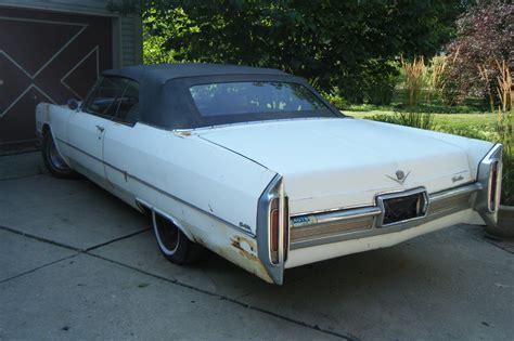 1966 Cadillac Convertible by 1966 Cadillac Convertible Seats Same Owner Since