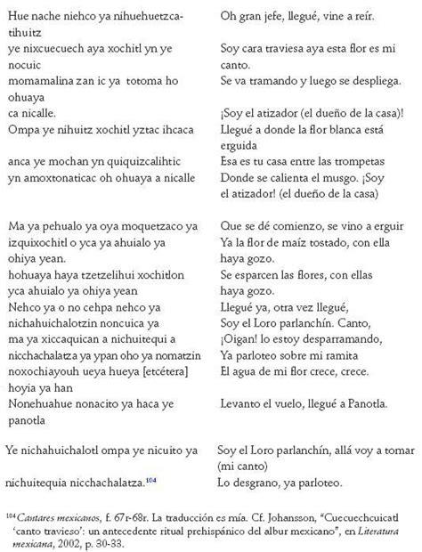 poema en nahuatl y su traduccion newhairstylesformen2014 com poemas en nahuatl poemas en nahuatl hairstylegalleries