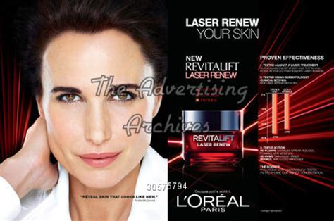 ad courtesy of e news 2010 photos of anistons lolavie promotion the advertising archives magazine advert l oreal 2010s