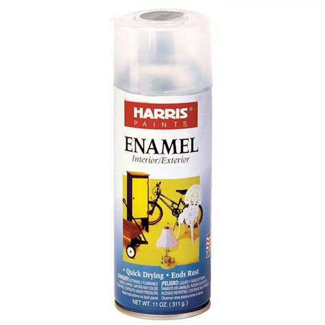 spray paint on acrylic harris 11 oz clear acrylic spray paint 38099 the home depot